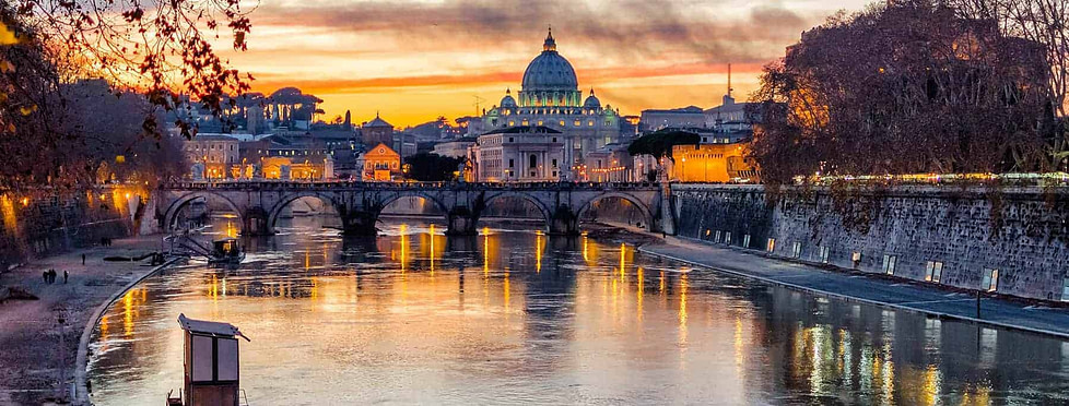 Living in Rome - St. Peter's Cathedral