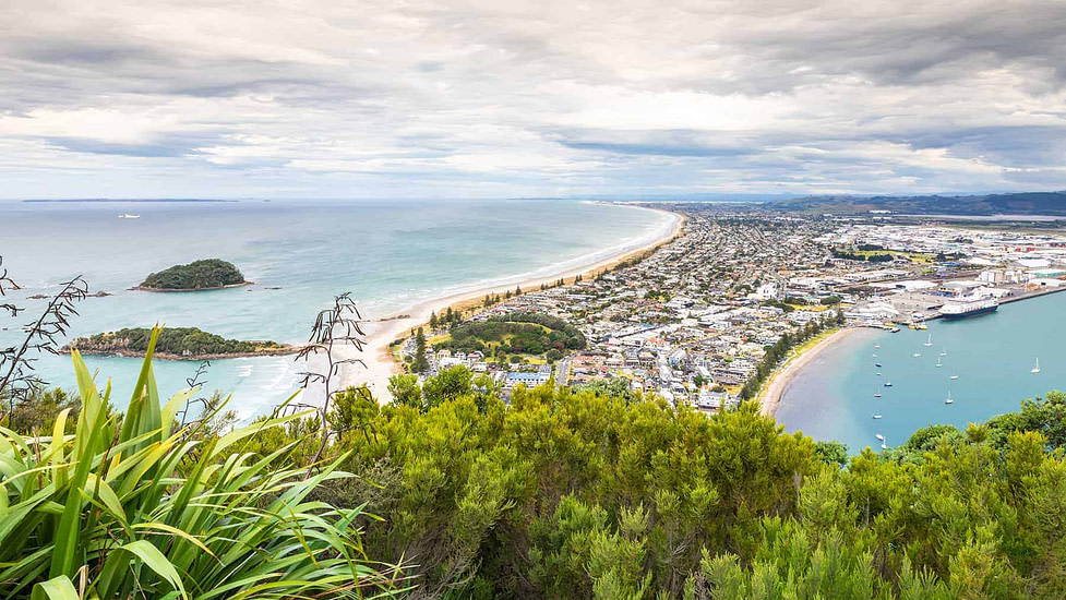 Best laces to live in New Zealand - Bay of Plenty
