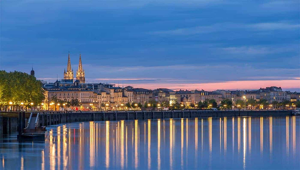 Bordeaux City - France