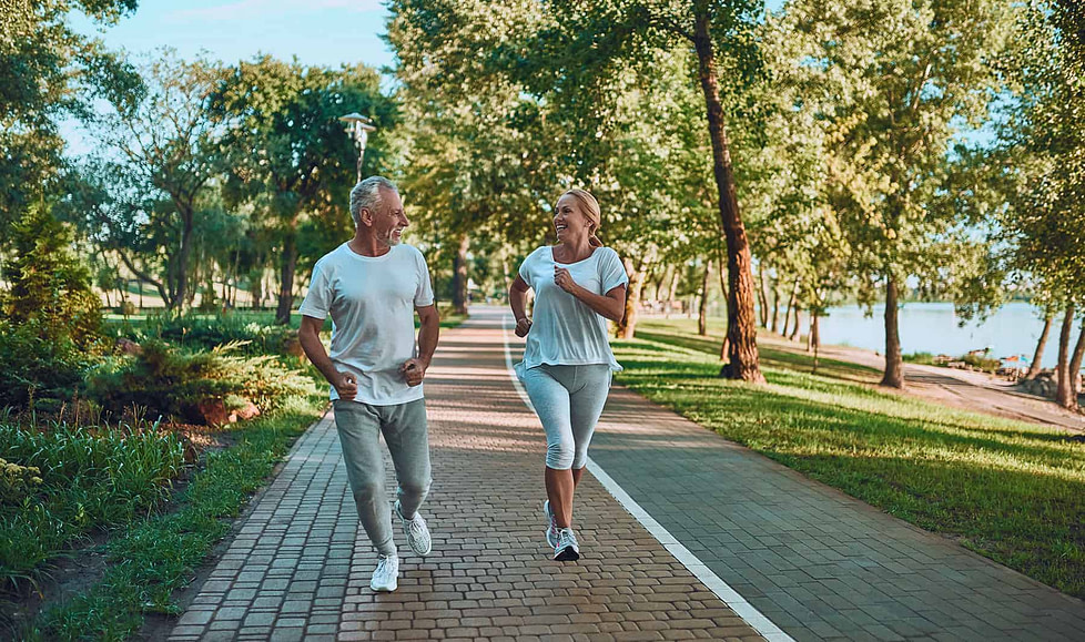 The healthiest climate is also conducive to an active lifestyle
