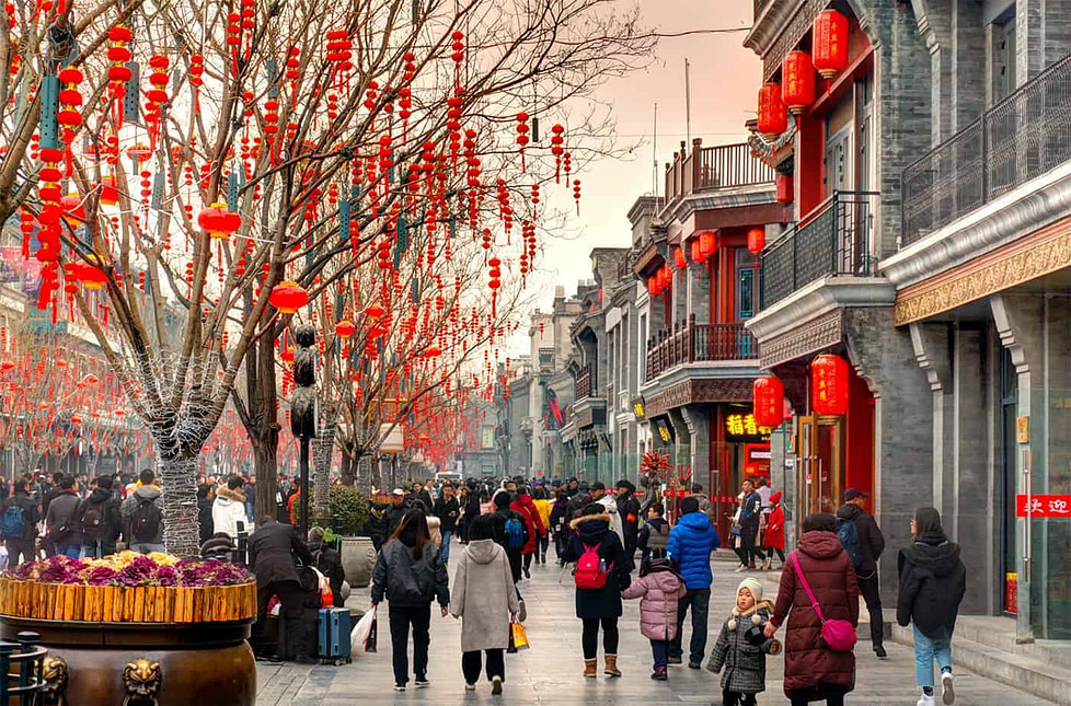 Beijing City in China is a firm favourite for expat professionals