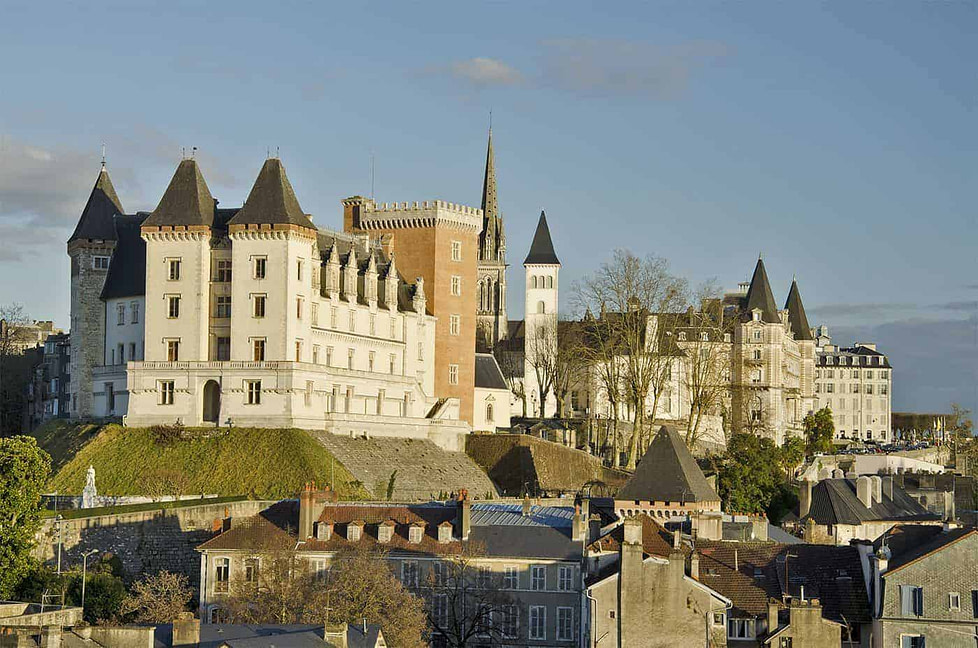 Best places to live in France - Pau