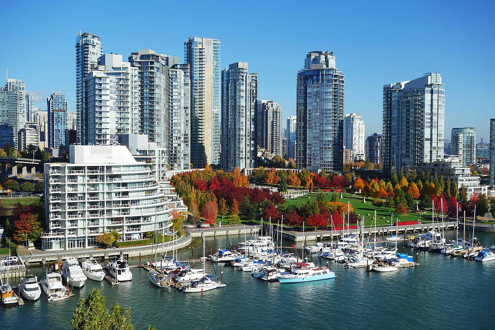 Living in Canada - Vancouver