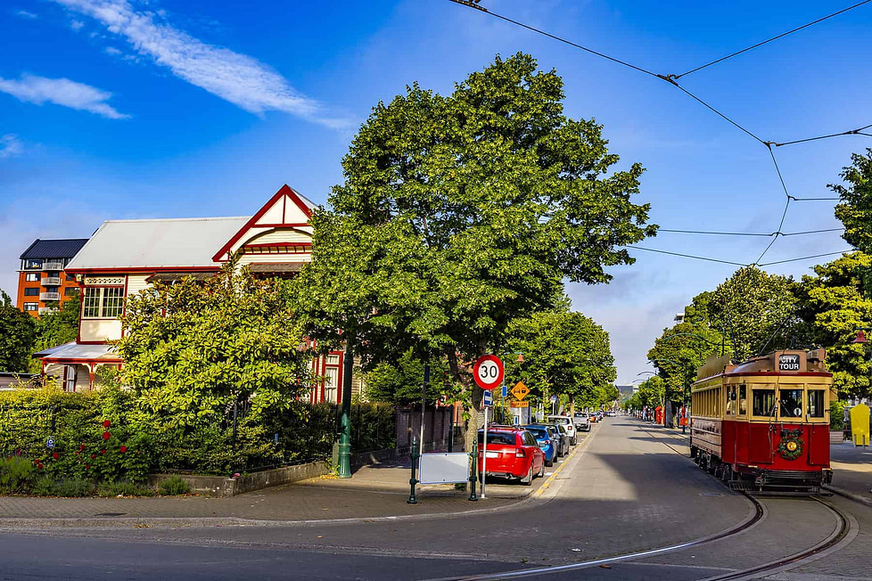 Best places to live in new Zealand - Christchurch