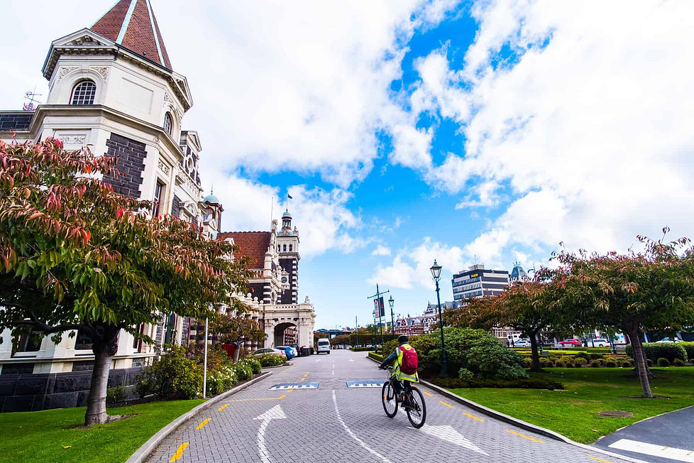 Best places to live in New Zealand - Dunedin