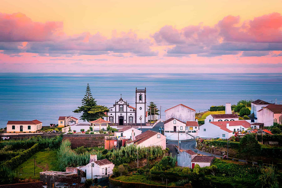 Living in the Azores