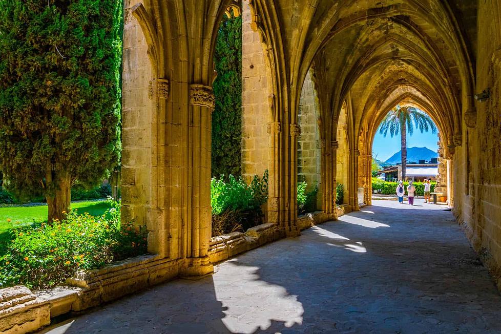 Bellapais-Abbey-North-Cyprus
