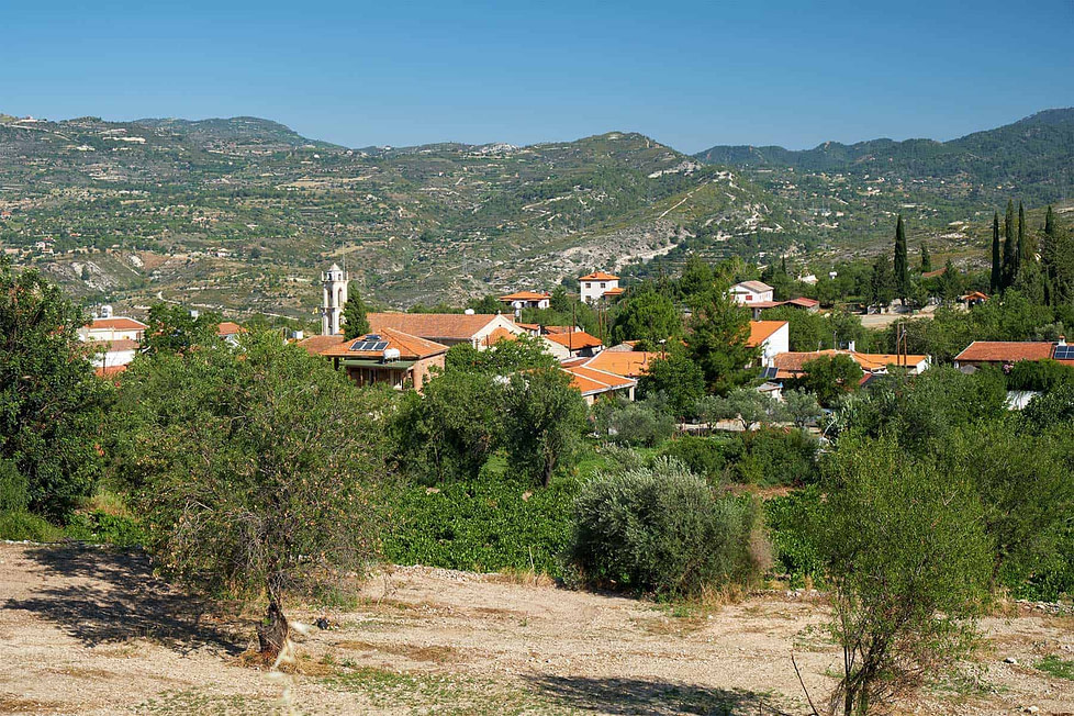 Best places to live in Cyprus - Laneia Village, Limassol, Cyprus