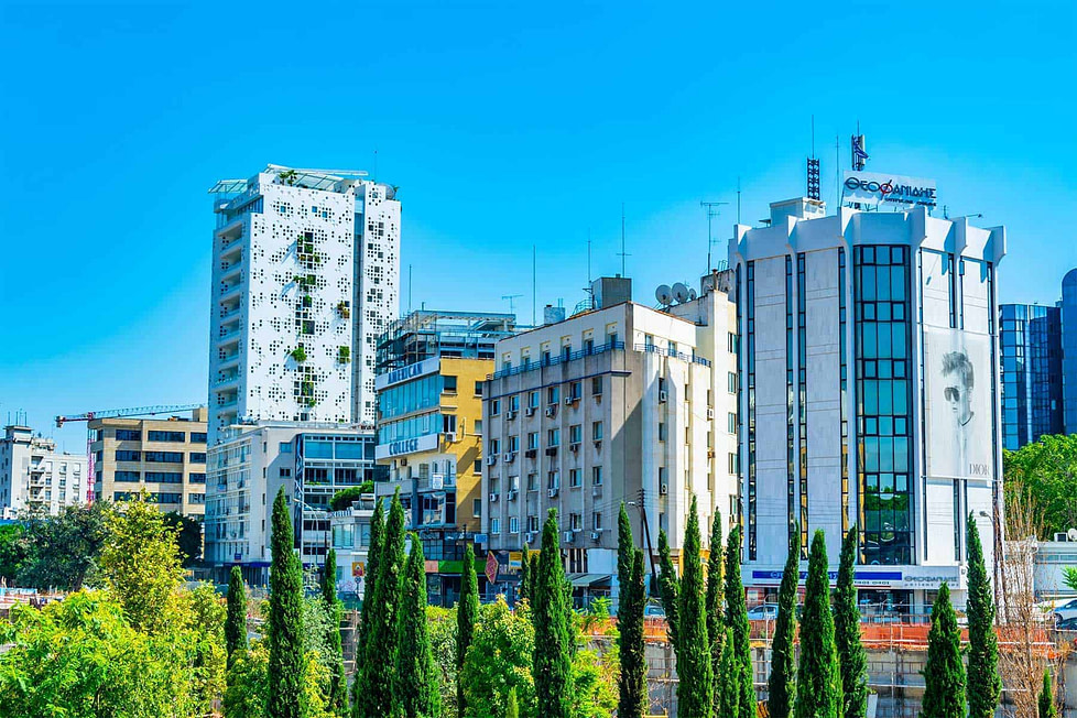 Best places to live in Cyprus: Nicosia City - Cyprus