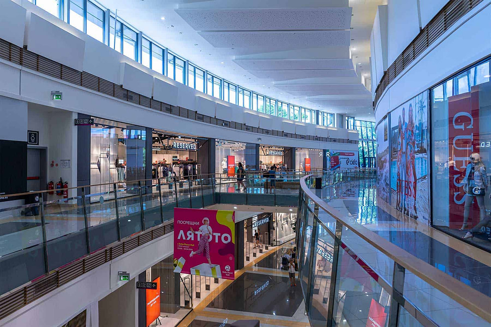 Varna - Delta Planet Mall - Bulgaria