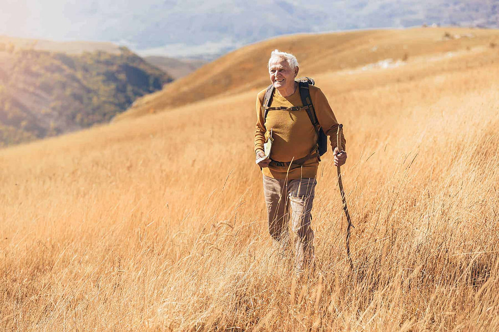 Healthiest climates let you spend time outdoors as much as possible.