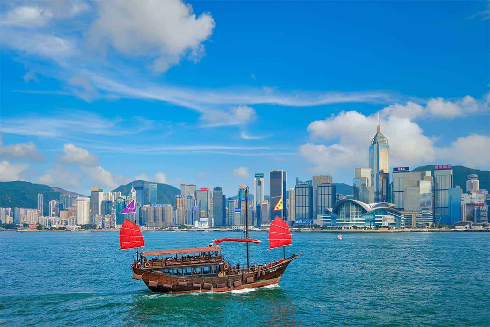 Hong Kong offers incredible opportunities for financial professionals