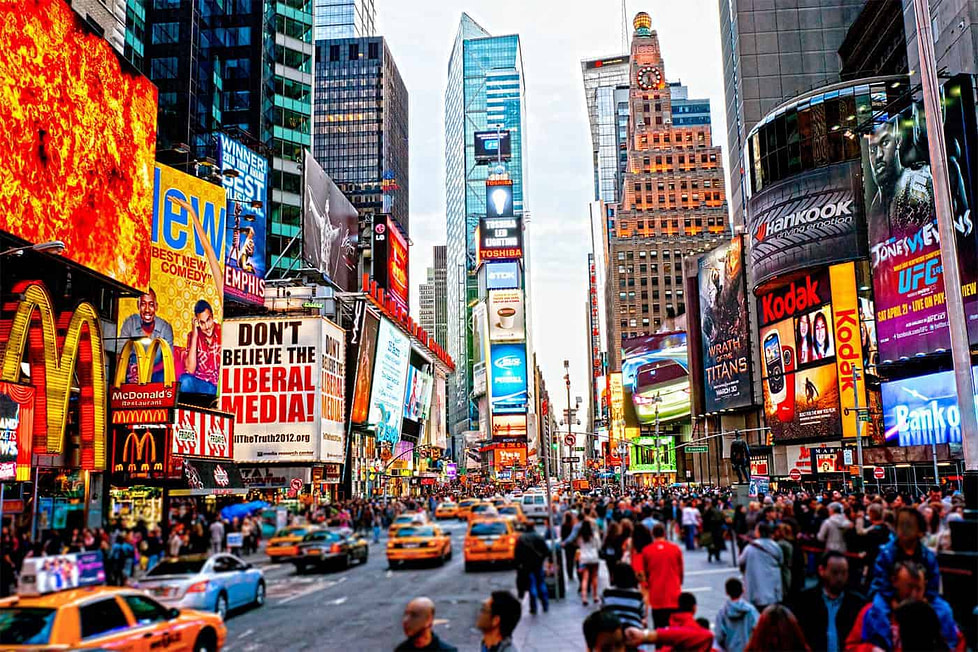 New York still a true global city