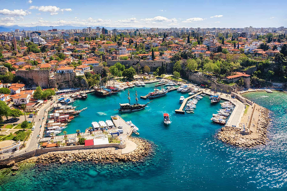 Living in Turkey, Antalya
