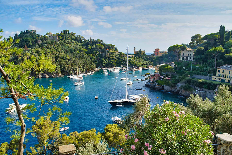 European locations with the healthiest climate - Liguria