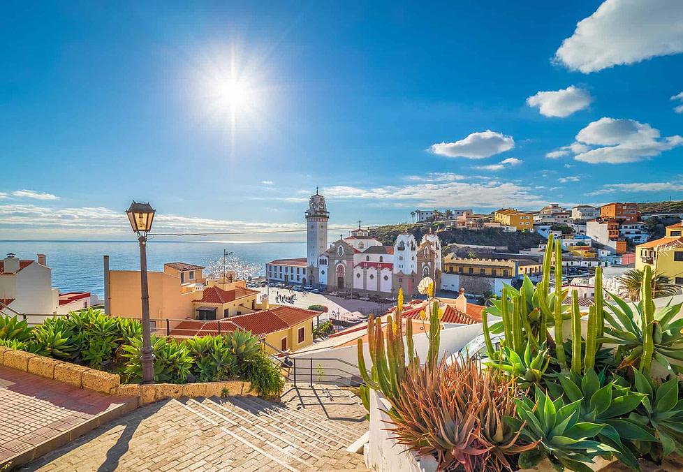 Living in Spain - Tenerife