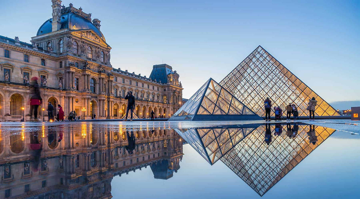 Louvre - Paris - France
