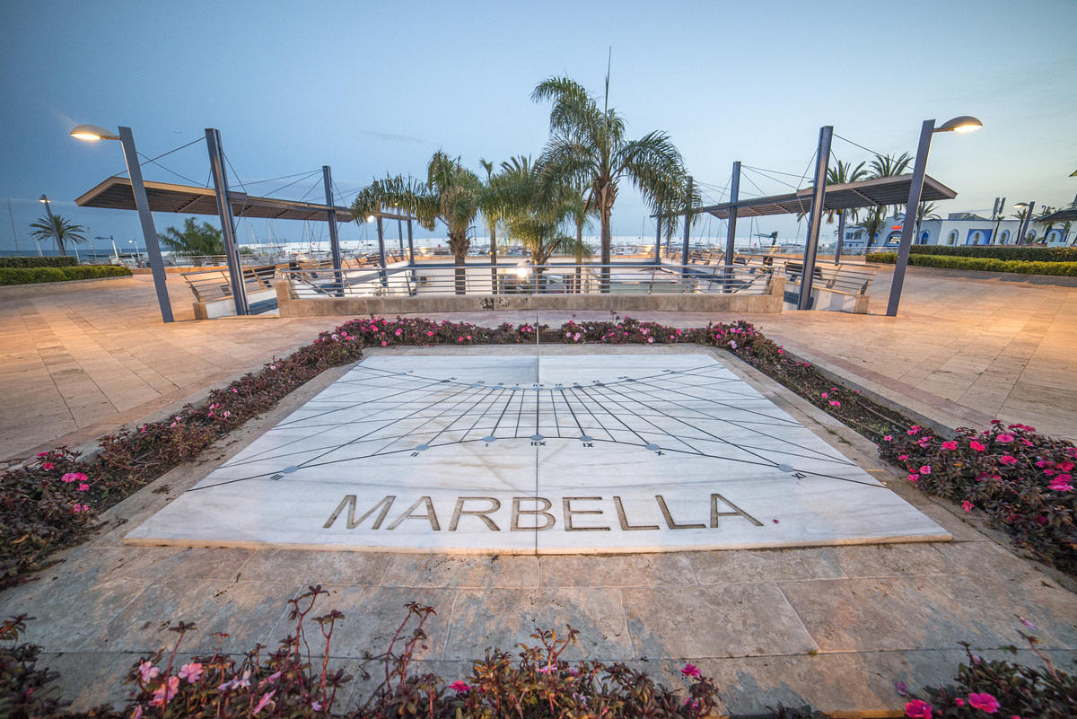 living in Marbella