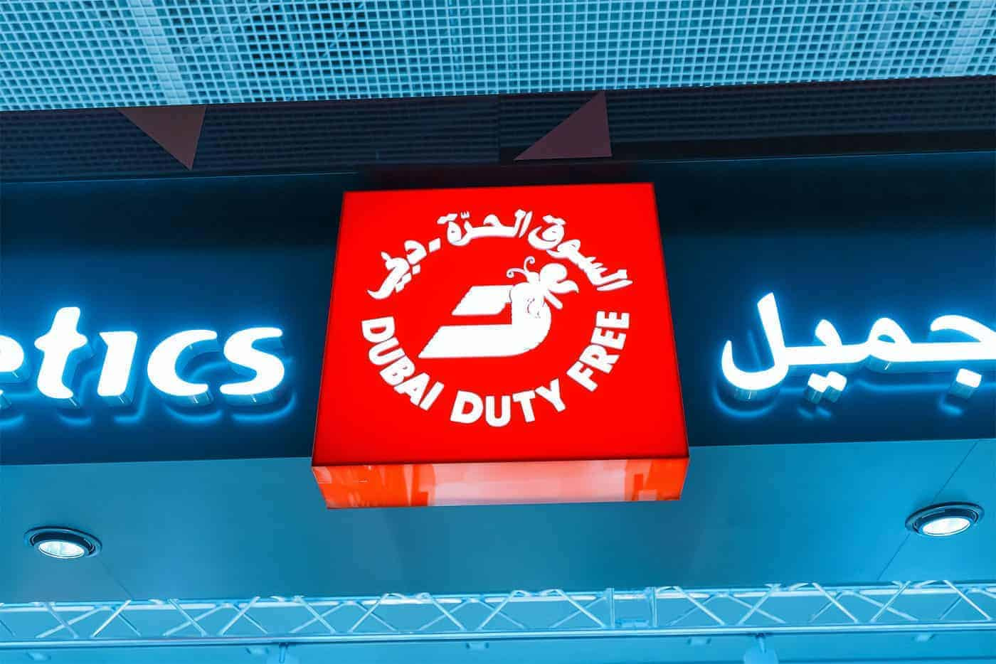 Dubai's duty free regime attracts worldwide visitors