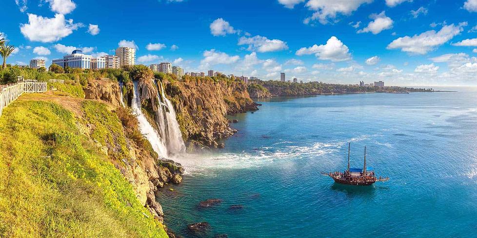 Living in Antalya, Turkey