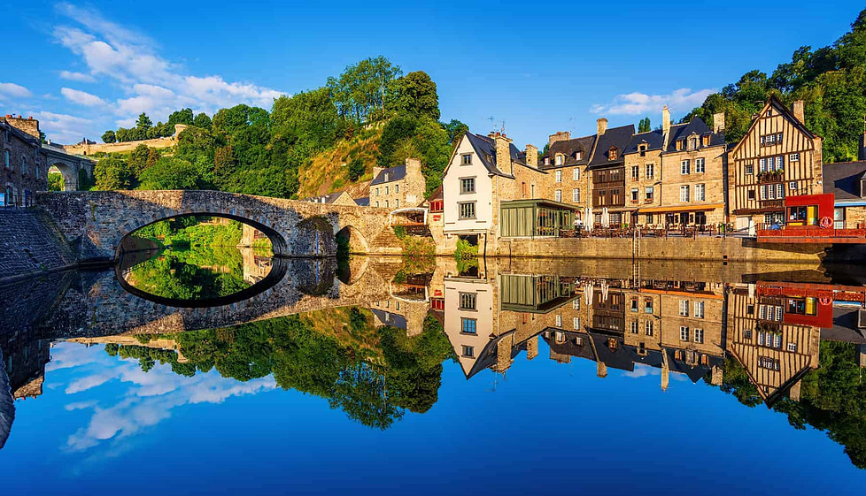 Retire to France - Dinan