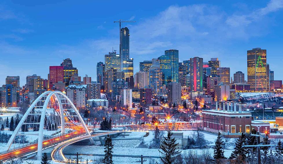Living in Canada - Edmonton