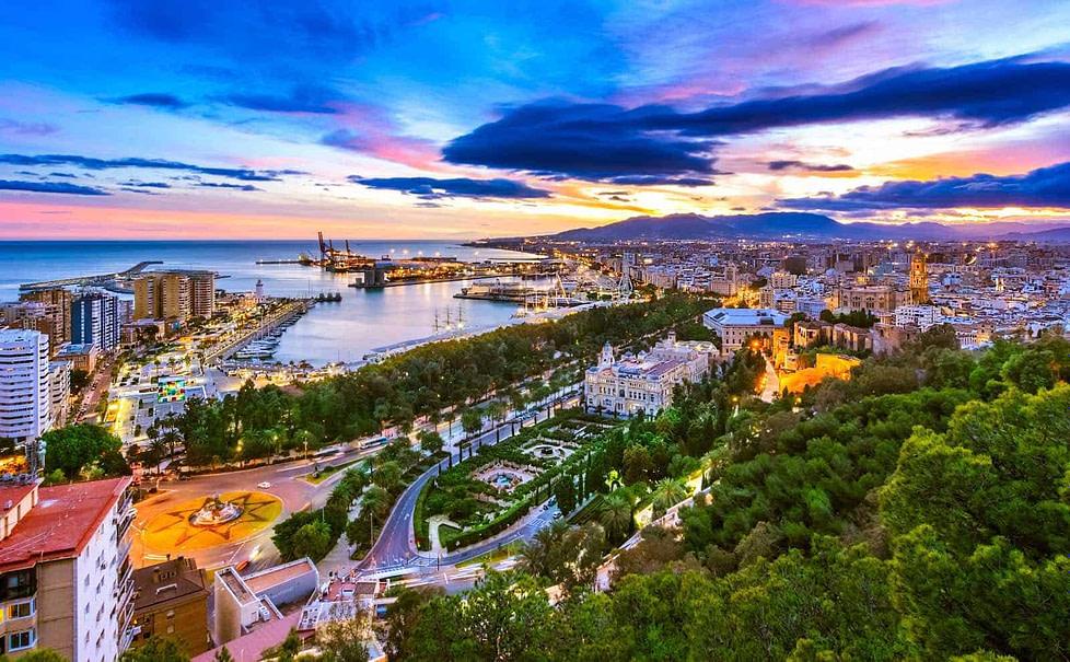 Living in Spain - Malaga