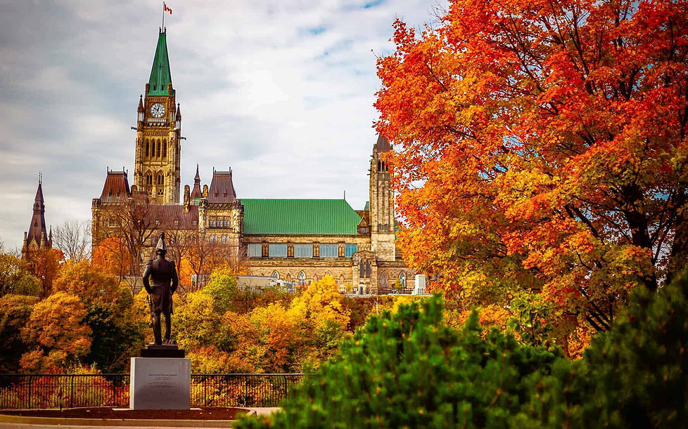 Living in Canada - Ottawa