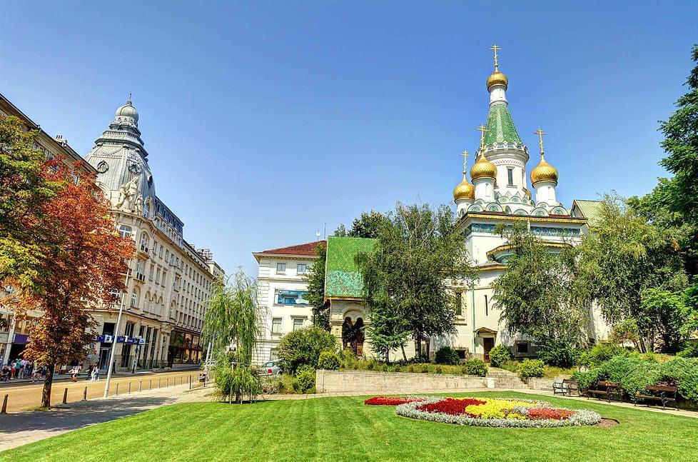 Sofia - Bulgaria's Capital City