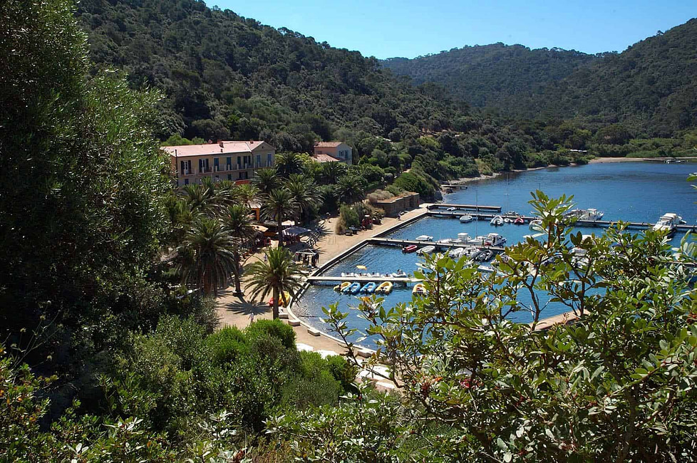 Port Cros - France
