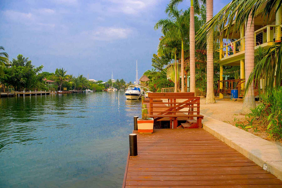Cheapest countries to retire - Belize
