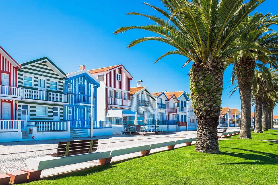 Buying a property in Portugal - beach village houses