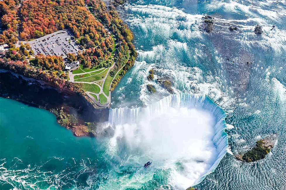 Niagara Falls - Canada. One of the many incredible sites in Canada