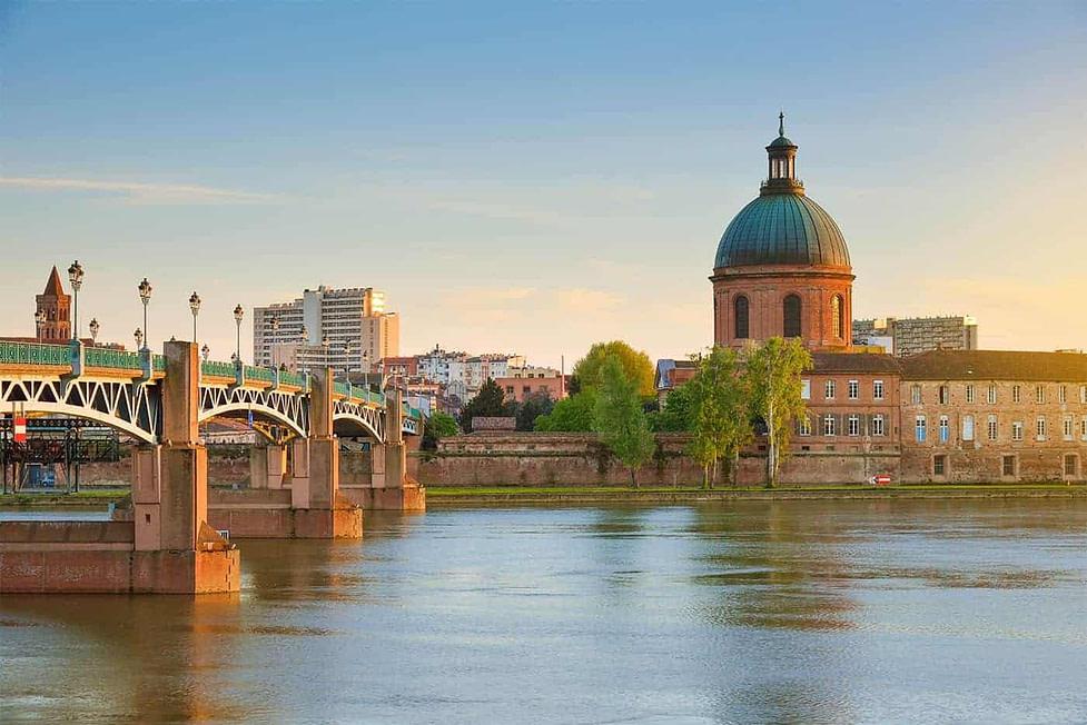 Toulouse City - France