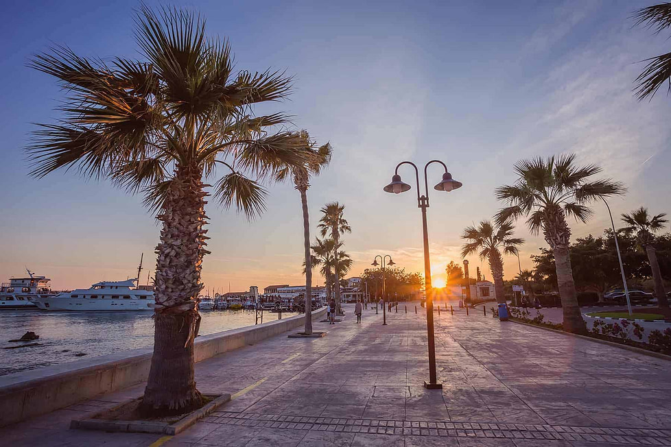 Living In Paphos