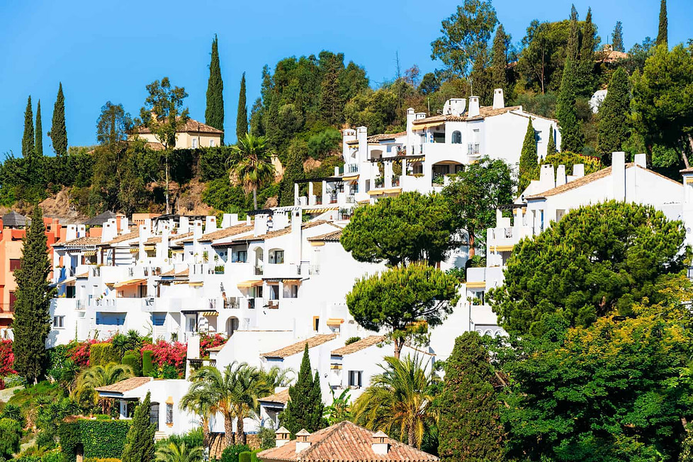 Buying a property in Spain - houses in Andalusia