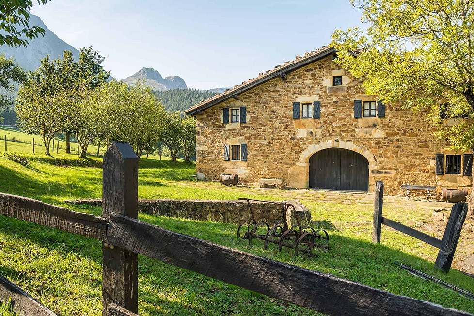 Buying a property in Spain - traditional inland properties