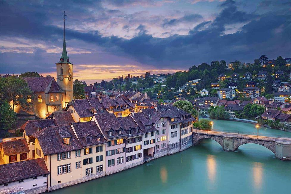 Living in Switzerland