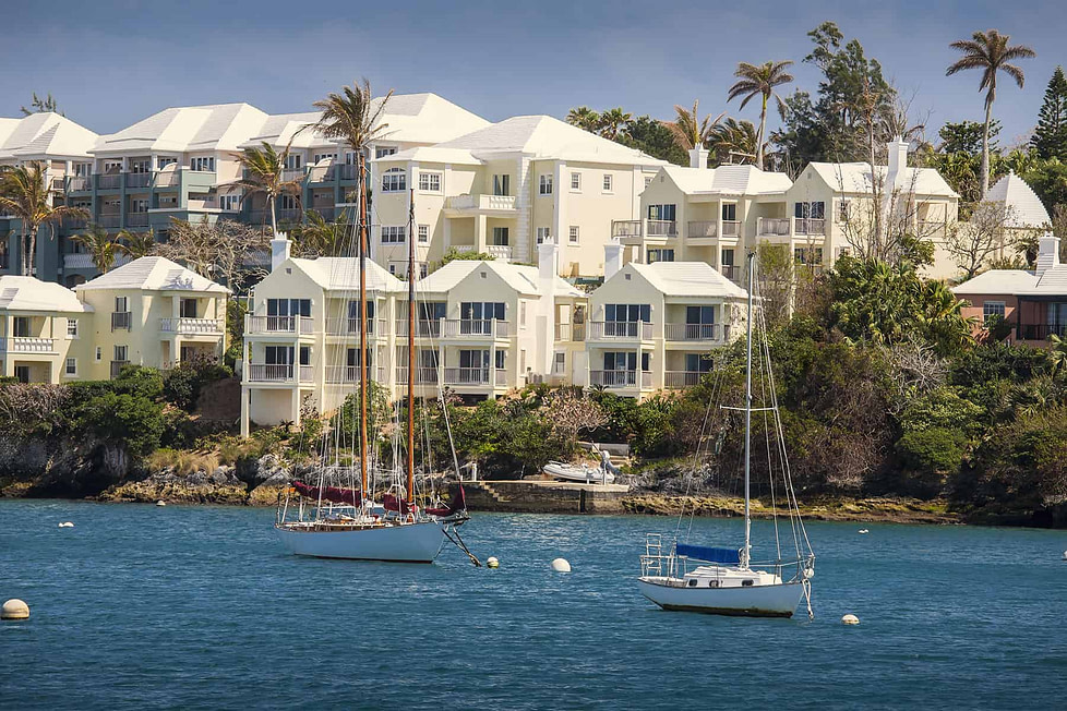 Best countries for quality of life - Bermuda
