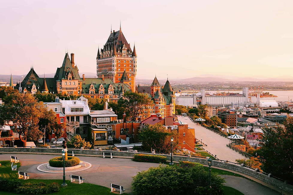 Best countries for quality of life - Canada