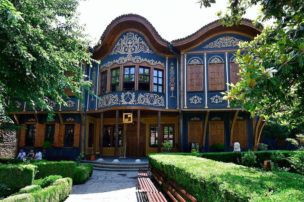 Plovdiv City - living in Bulgaria