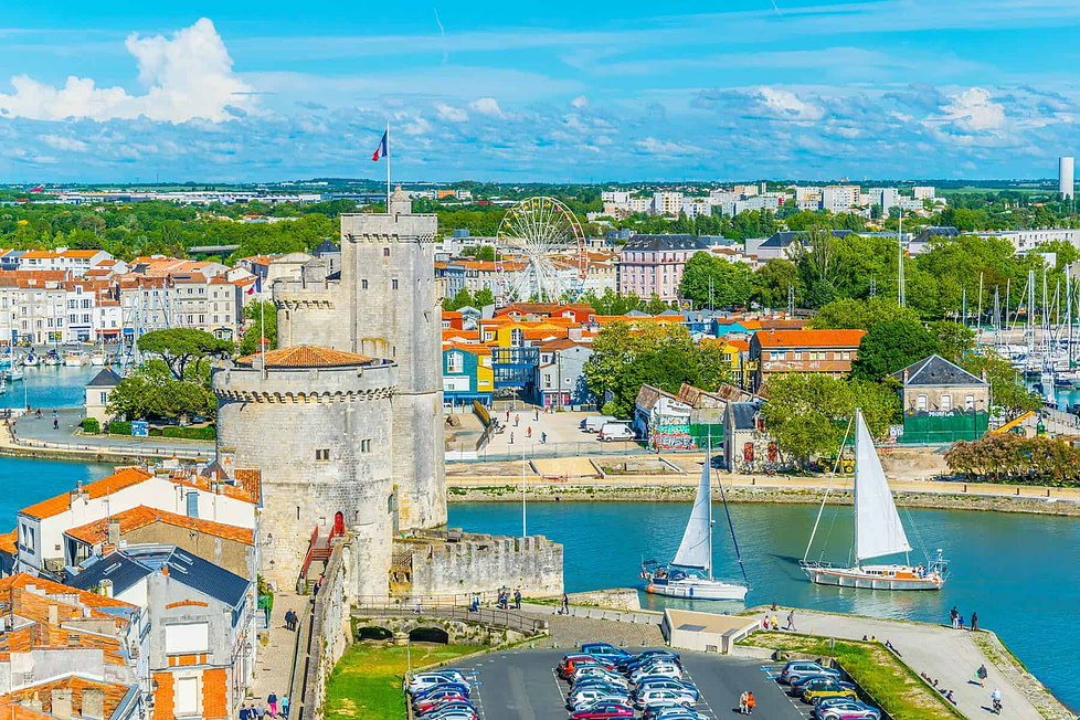 European locations with great weather throughout the year - La Rochelle