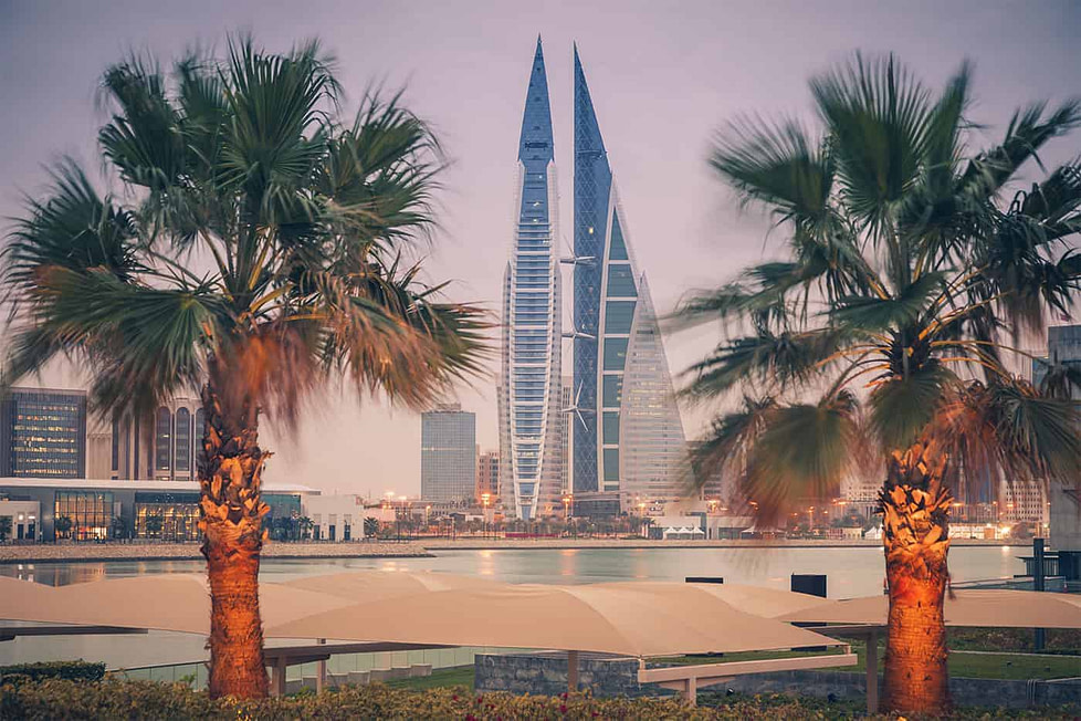 Bahrain - Joins the 10 best countries to live in list