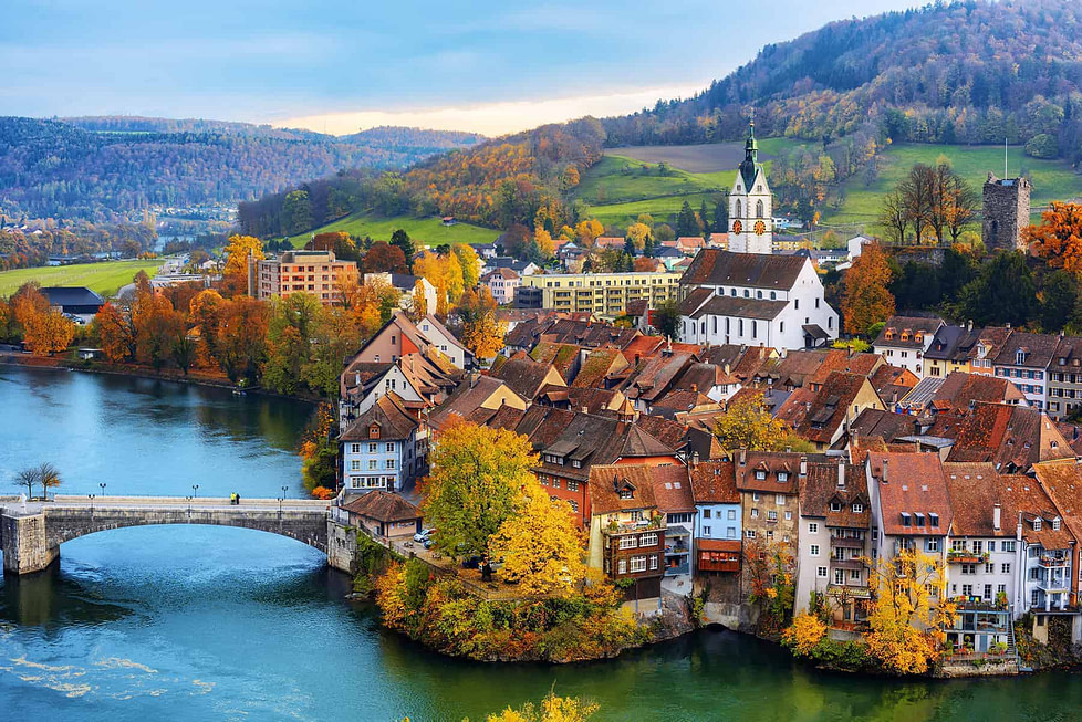 pros and cons of living in Switzerland: Laufenburg