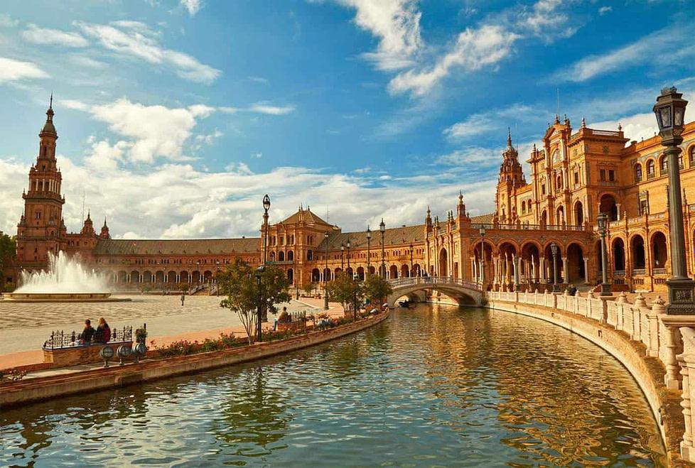 Spain Square - Seville - Spain