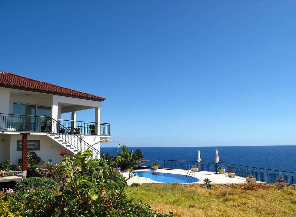 Villa with Atlantic View in Portugal