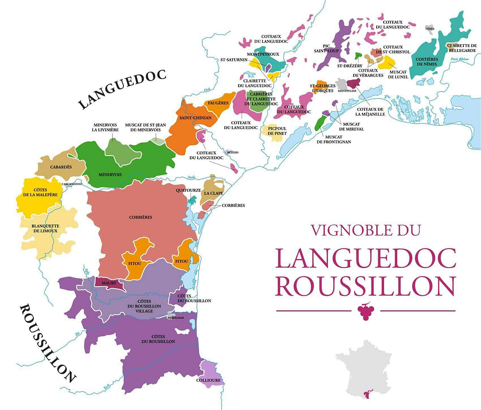 Languedoc Roussillon - France