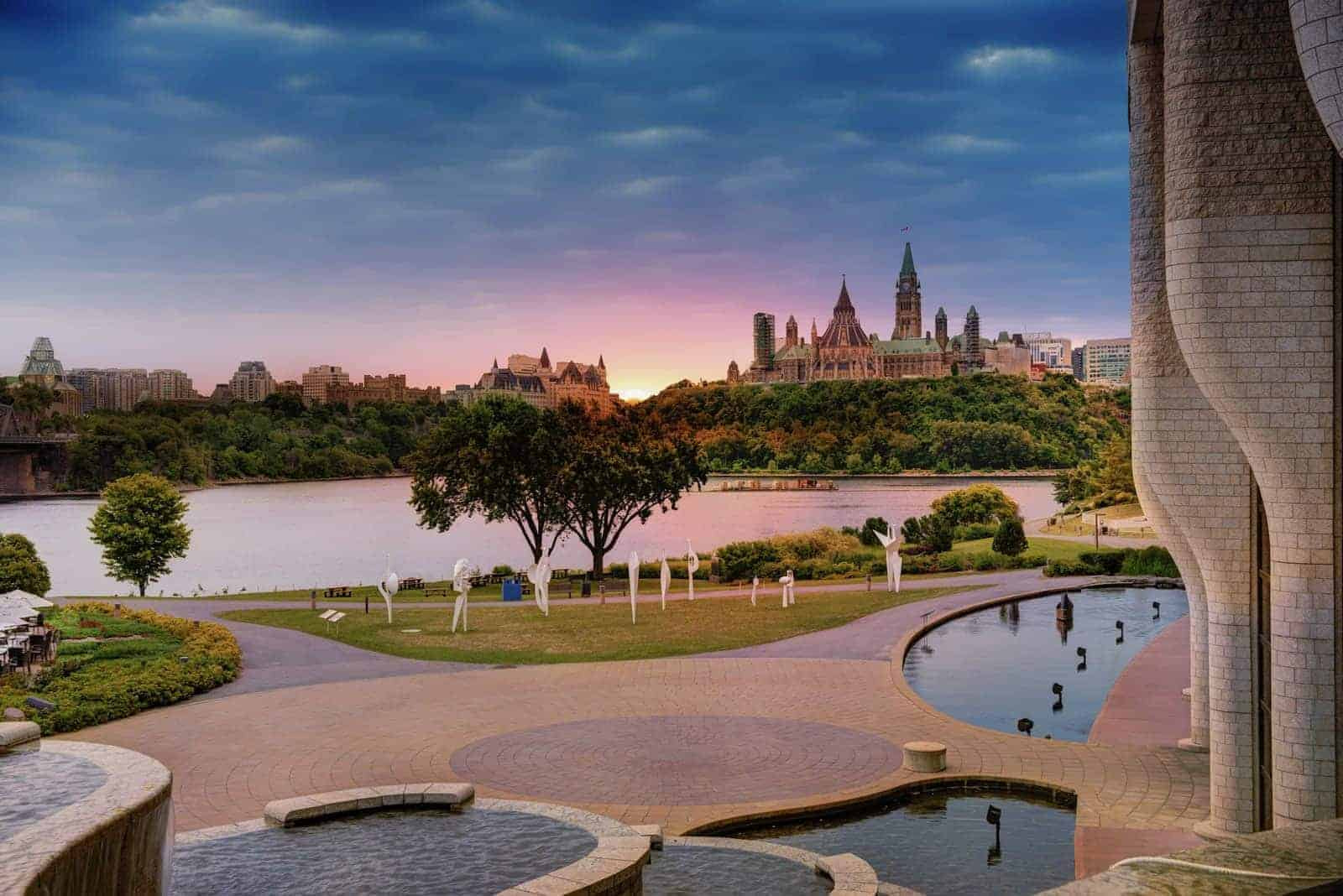 best places to live in canada - Ottawa