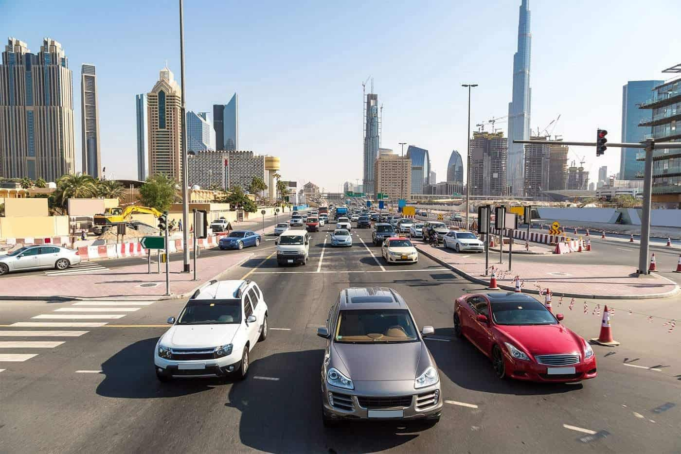 How to buy car Dubai