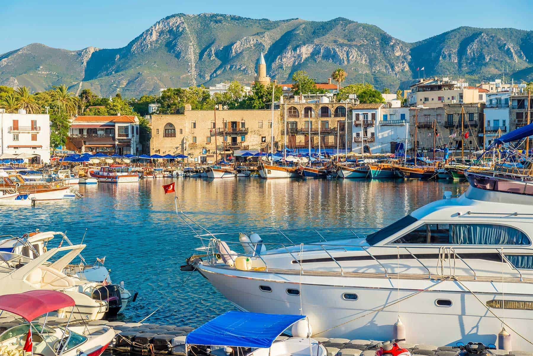 Kyrenia - North Cyprus TRNC